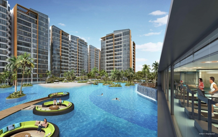 COCO Palms | New Launch Condo @ Pasir Ris
