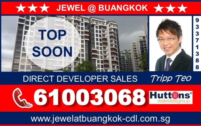 Jewel @ Buangkok | Jewel at Buangkok | TOP Condo 2016