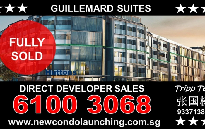 Guillemard Suites, FREEHOLD | FULLY SOLD