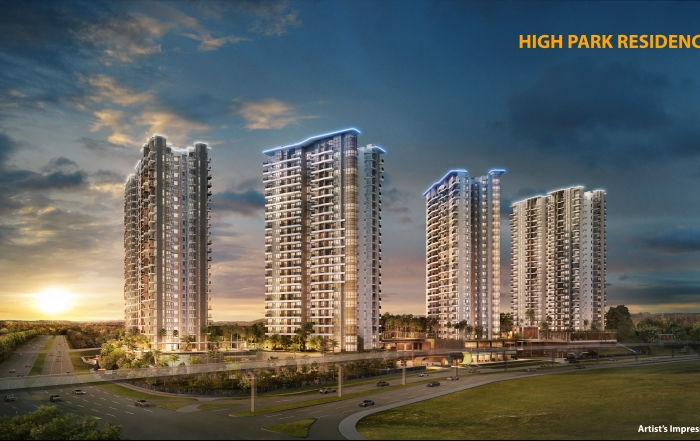 High Park Residences | New Launch Condo @ Sengkang