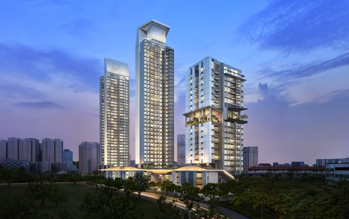 New Condo Launch at Tiong Bahru | Highline Residences
