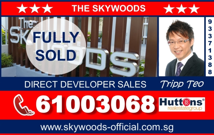 The Skywoods | TOP Condo 2016