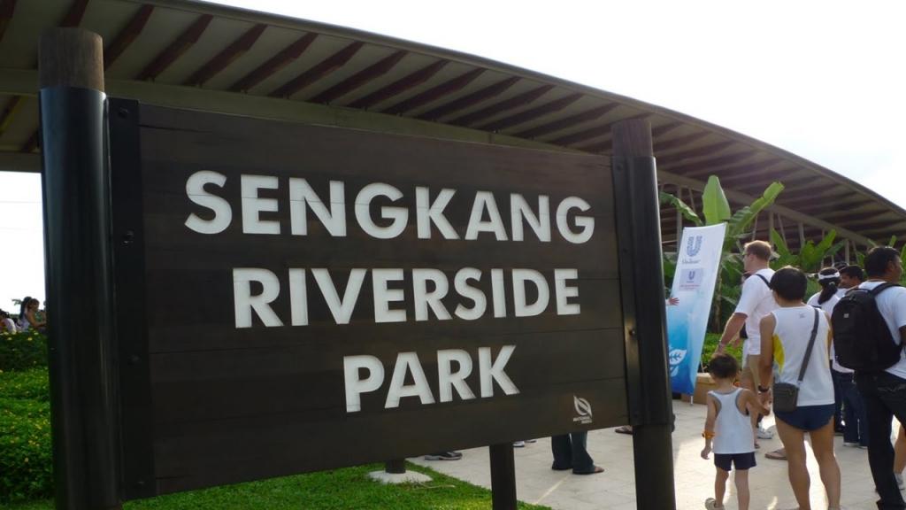 Senkang Riverside Park