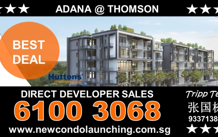 Adana at Thomson | Freehold