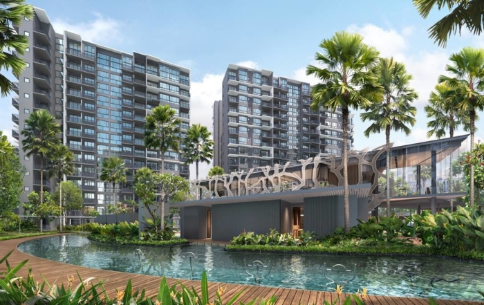 Grandeur Park Residences next to MRT | Selling Fast