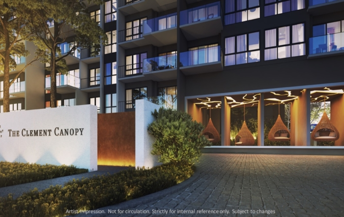 The Clement Canopy @ Clementi Avenue 1 | Selling Fast