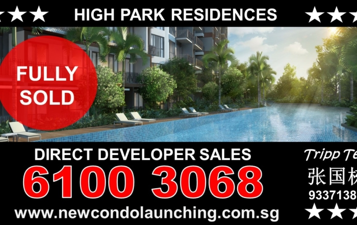 High Park Residences | FULLY SOLD